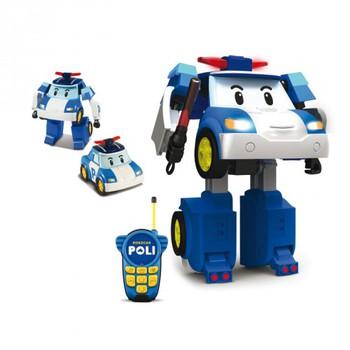 Робот-трансформер Поли Robocar Poli