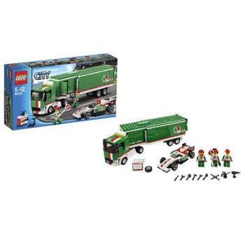 LEGO City Грузовик Гран При