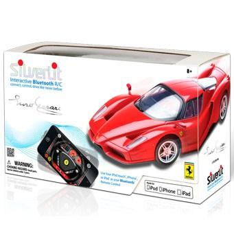 Машина Ferrari Enzo 1:16 SILVERLIT