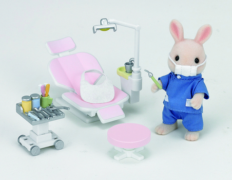 Sylvanian Families Набор Кролик стоматолог