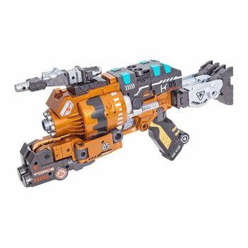 Пистолет-робот 2 в 1 Megapower