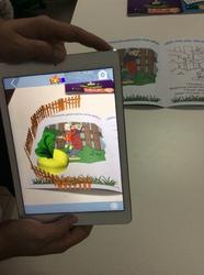 Devar Kids 3D-Раскраска Репка