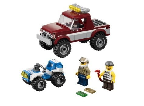 LEGO City Полицейская погоня