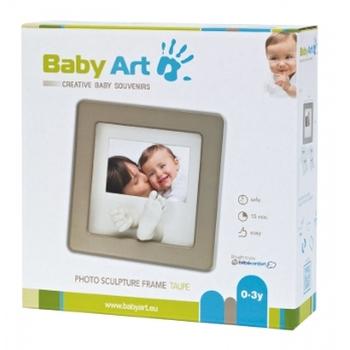Рамочка Кит Делюкс с фото Baby Art