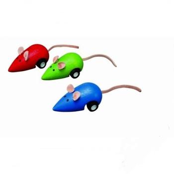 Бегающая мышка PLAN TOYS