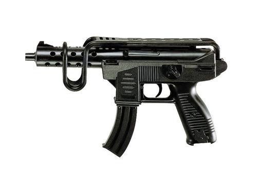 Оружие игрушечное. Автомат Uzimatic