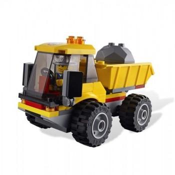 LEGO City Погрузчик и самосвал