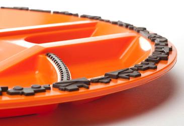 Тарелка для детей Constructive Eating