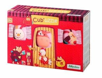 Кубики-пазл На ферме, Lilliputiens