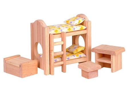 Набор Детская спальня PLAN TOYS