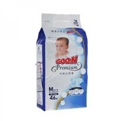 Goon Premium Подгузники M (6-11 кг), 46 шт