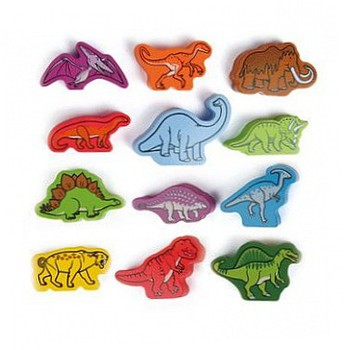 Игрушка деревянная Динозавры, Hape