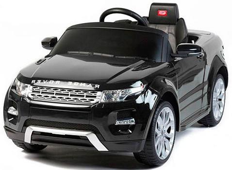 Электромобиль Land Rover Evoque Black