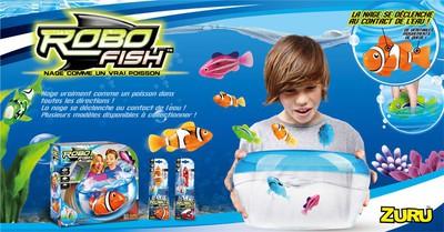 Рыбка Клоун RoboFish