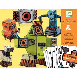 Волшебная бумага Роботы Djeco