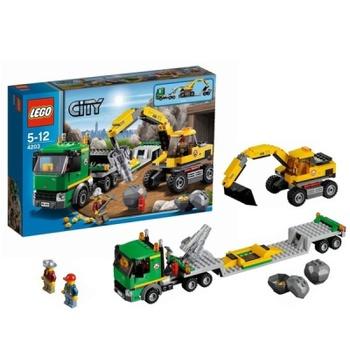 LEGO City Экскаватор