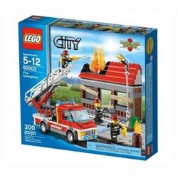 LEGO City Тушение пожара