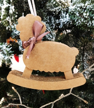 Сувенирная овечка
