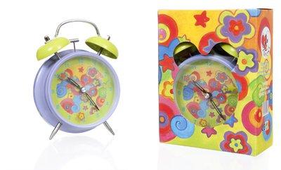 Часы-будильник Мир и любовь Egmont