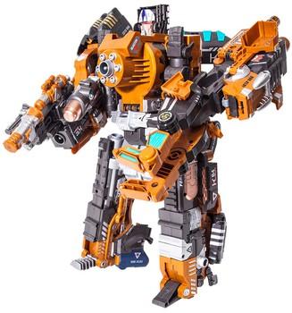 Пистолет-робот 2 в 1, Crusher