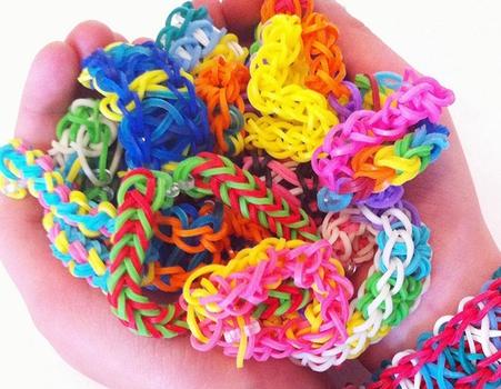 Набор Фингер Лум Rainbow Loom