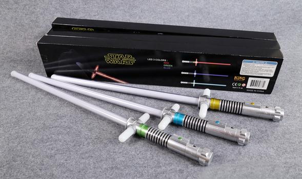Меч сидхов с тремя лучами Star Wars