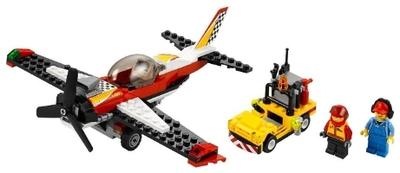 LEGO City Самолёт высшего пилотажа