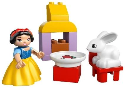 Конструктор LEGO Duplo Домик Белоснежки