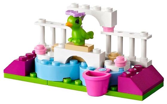 LEGO Friends Домик попугая