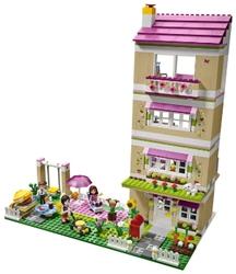 LEGO Friends В гостях у Оливии
