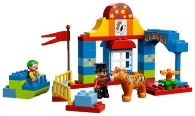 LEGO Duplo Большой цирк