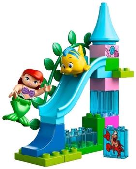 LEGO Duplo Подводный замок Ариэль