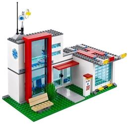 LEGO City Спасательный вертолёт