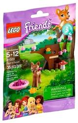 LEGO Friends Оленёнок в лесу