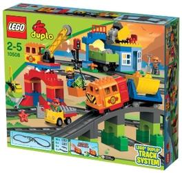 LEGO Duplo Большой поезд