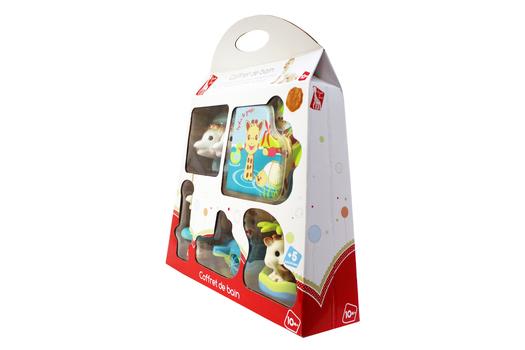 Набор игрушек для ванны Vulli