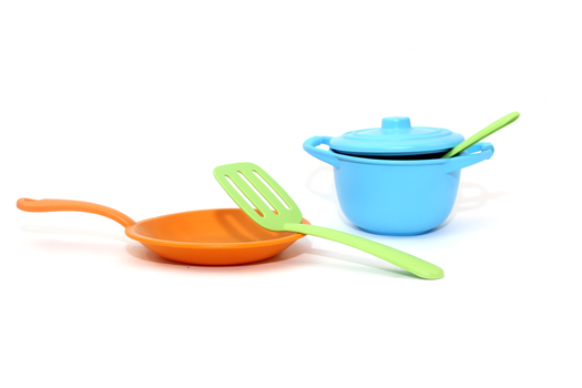 Набор кухонной посуды Green Toys