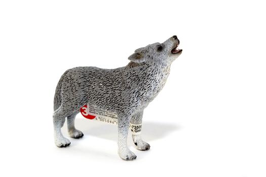 Воющий волк SCHLEICH