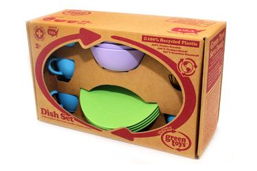 Набор столовой посуды Green Toys
