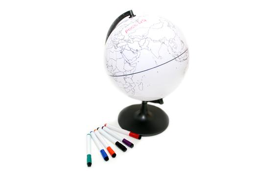 Глобус мира Edu-Toys
