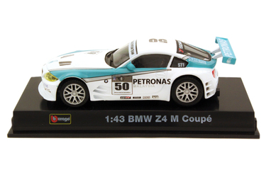 1:43 BB Машина Ралли BMW Z4 M Coupe