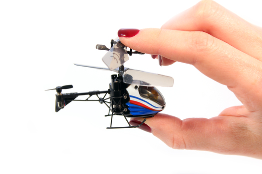 Вертолет NanoFalcon 3х канальный с гироскопом