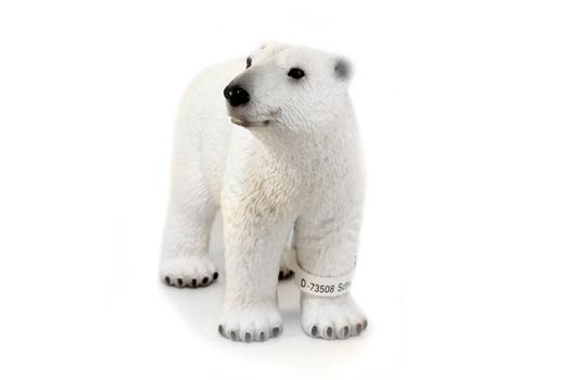 Белый медведь SCHLEICH