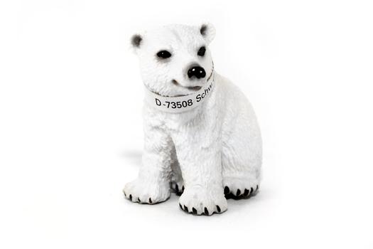 Белый медведь, детёныш SCHLEICH