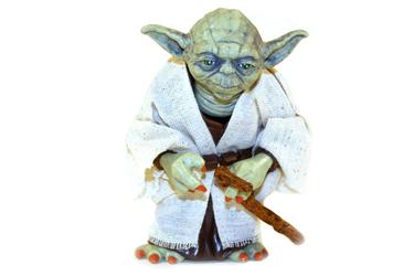 Звездные войны cтатуэтка мастер Йода