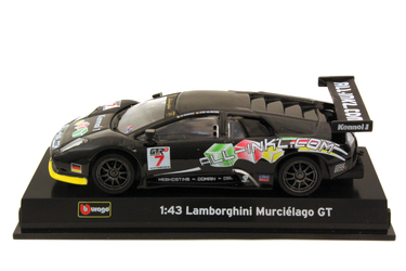 1:43 BB Машина Ралли Lamborghini Murcielago FIA GT