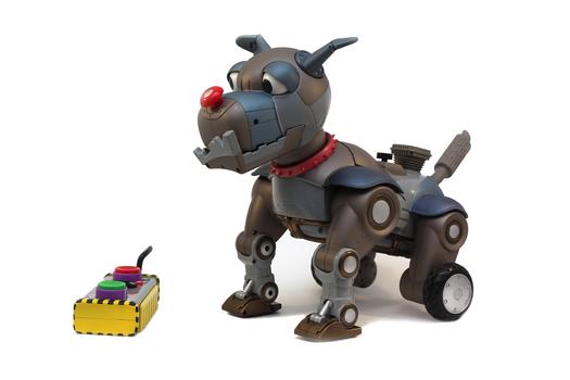 Робот-собака WREX WowWee