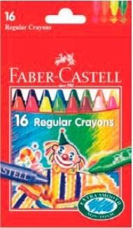 КЛОУН, 16шт Faber-Castell