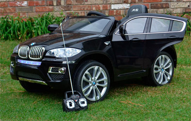 Электромобиль BMW X6 Kids Cars