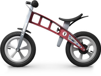 "Беговел ""Street"" Red FirstBike"